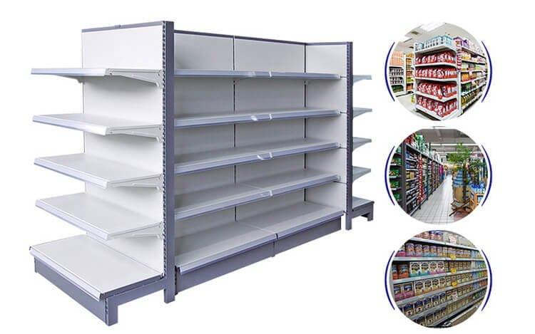 Kệ chứa hàng siêu thị có nhiều ưu điểm nổi bật