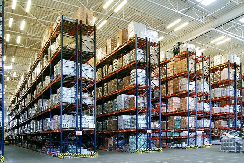 Danh sách chi nhánh của công ty sản xuất kệ công nghiệp Navavina