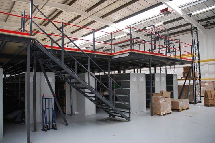 Hệ thống kệ sàn tầng lửng Mezzanine có nhiều ưu điểm nổi bật