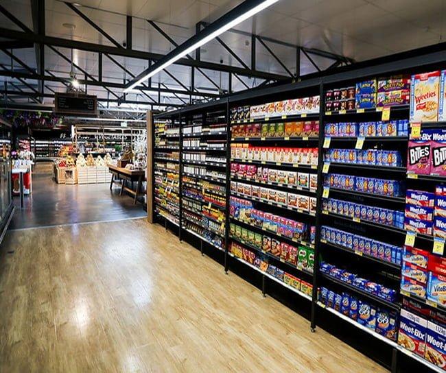 Kệ để hàng siêu thị đa năng