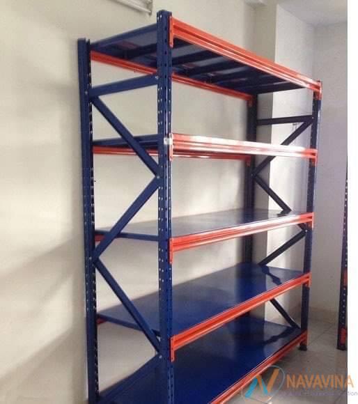 Kệ trung tải 5 tầng chất lượng tại tphcm