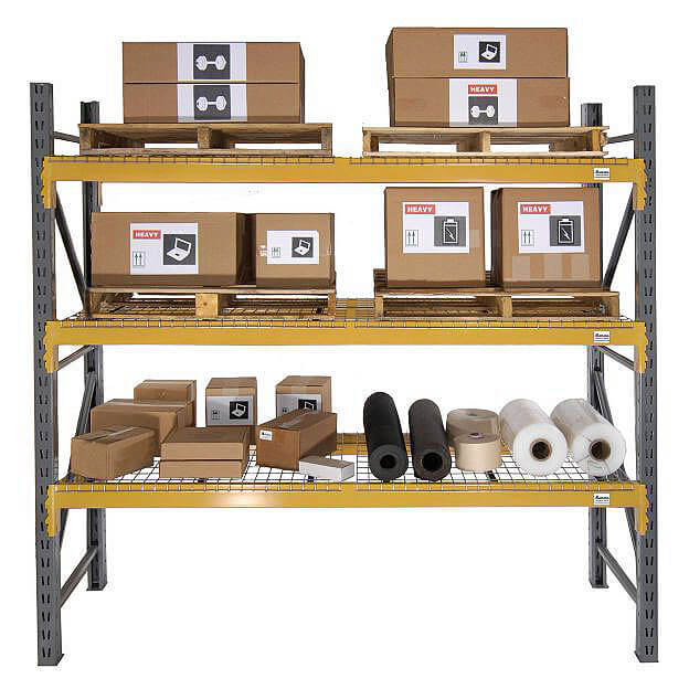 Các ưu điểm nổi bật mà kệ sắt lắp ráp đem lại khi sử dụng
