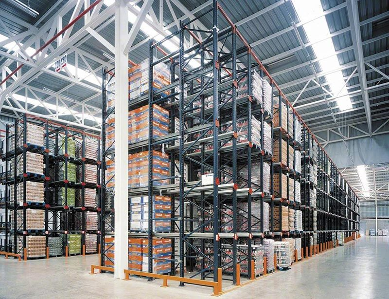 kệ chứa hàng công nghiệp nặng
