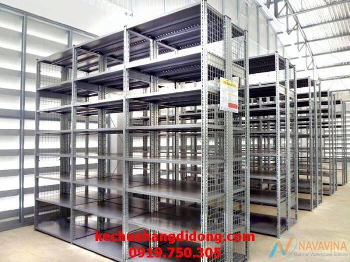 Bảng giá kệ sắt V lỗ đa năng [giá gốc tại Xưởng] | Kechuahangdidong.com
