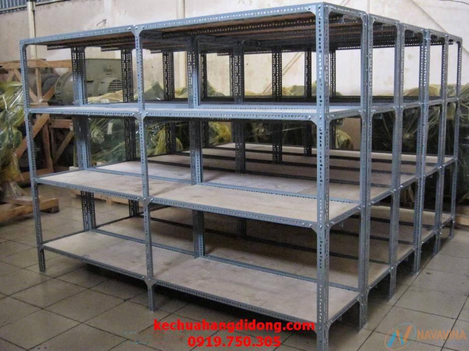 Bảng giá kệ sắt V lỗ đa năng [giá gốc tại Xưởng] | Kechuahangdidong.com 2