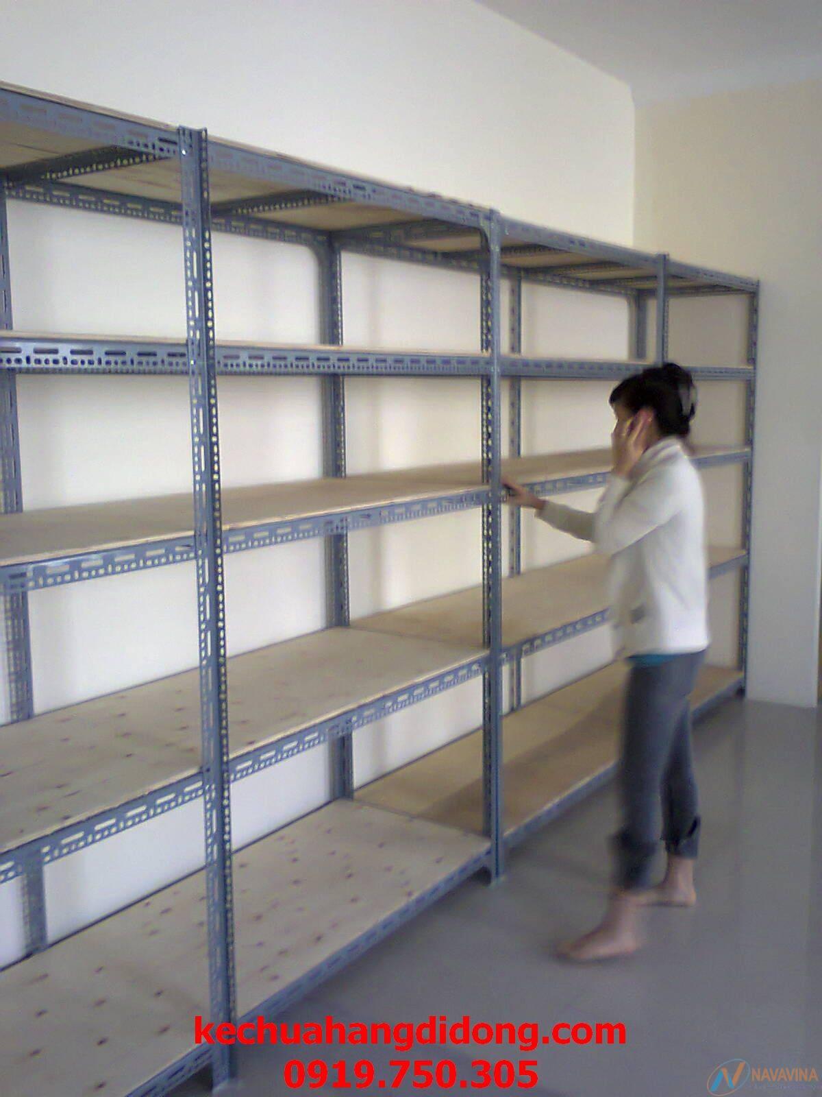 Bảng giá kệ sắt V lỗ đa năng [giá gốc tại Xưởng] | Kechuahangdidong.com 3