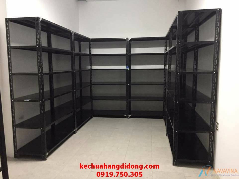 Bảng giá kệ sắt V lỗ đa năng [giá gốc tại Xưởng] | Kechuahangdidong.com 5