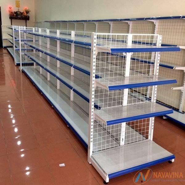 7 mẫu kệ chứa hàng siêu thị bán chạy nhất hiện nay