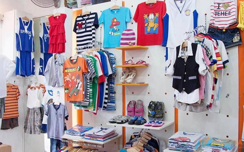 Kinh doanh tại nhà quần áo online