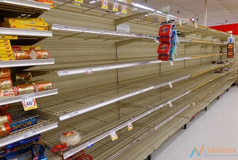 Kệ siêu thị Bình Dương: ưu điểm, giá bán, thông số 1