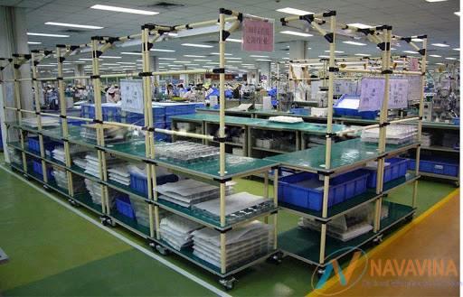 Công ty lắp đặt kệ chứa hàng chất lượng tại Hà Nội 2
