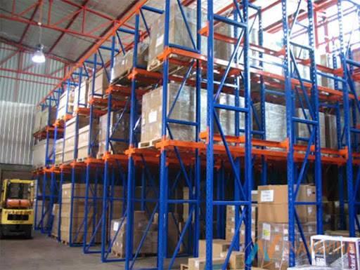 Công ty lắp đặt kệ chứa hàng chất lượng tại Hà Nội