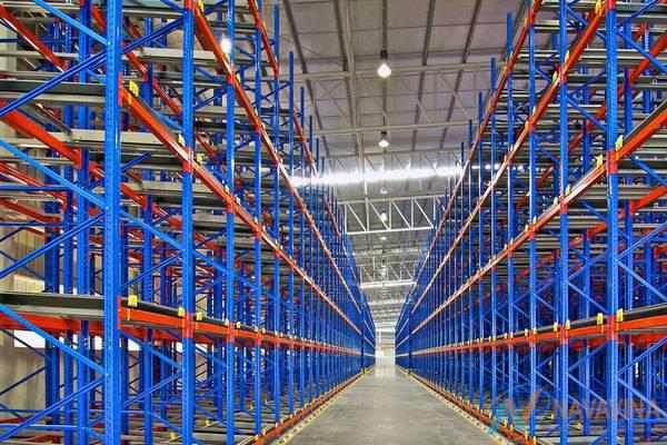 Lắp đặt kệ công nghiệp Đà Nẵng giá rẻ uy tín 6