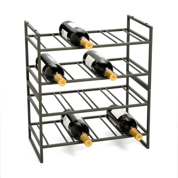 Kệ để rượu vang làm bằng sắt