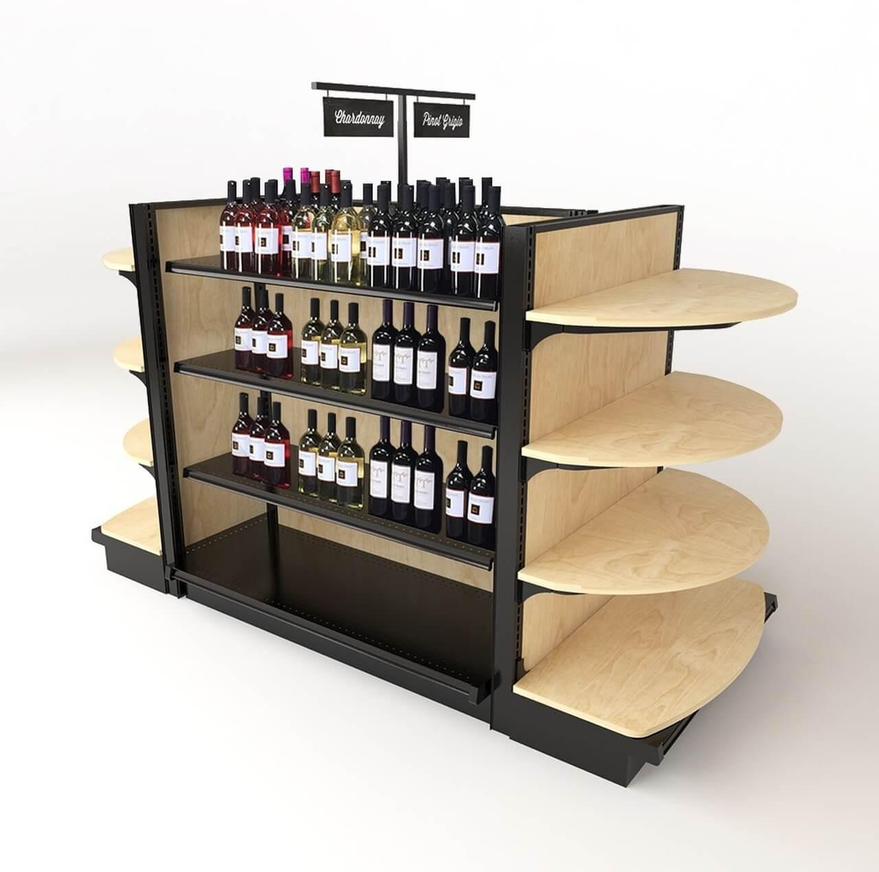 Top 6 mẫu kệ để rượu vang HOT nhất trên thị trường 2021