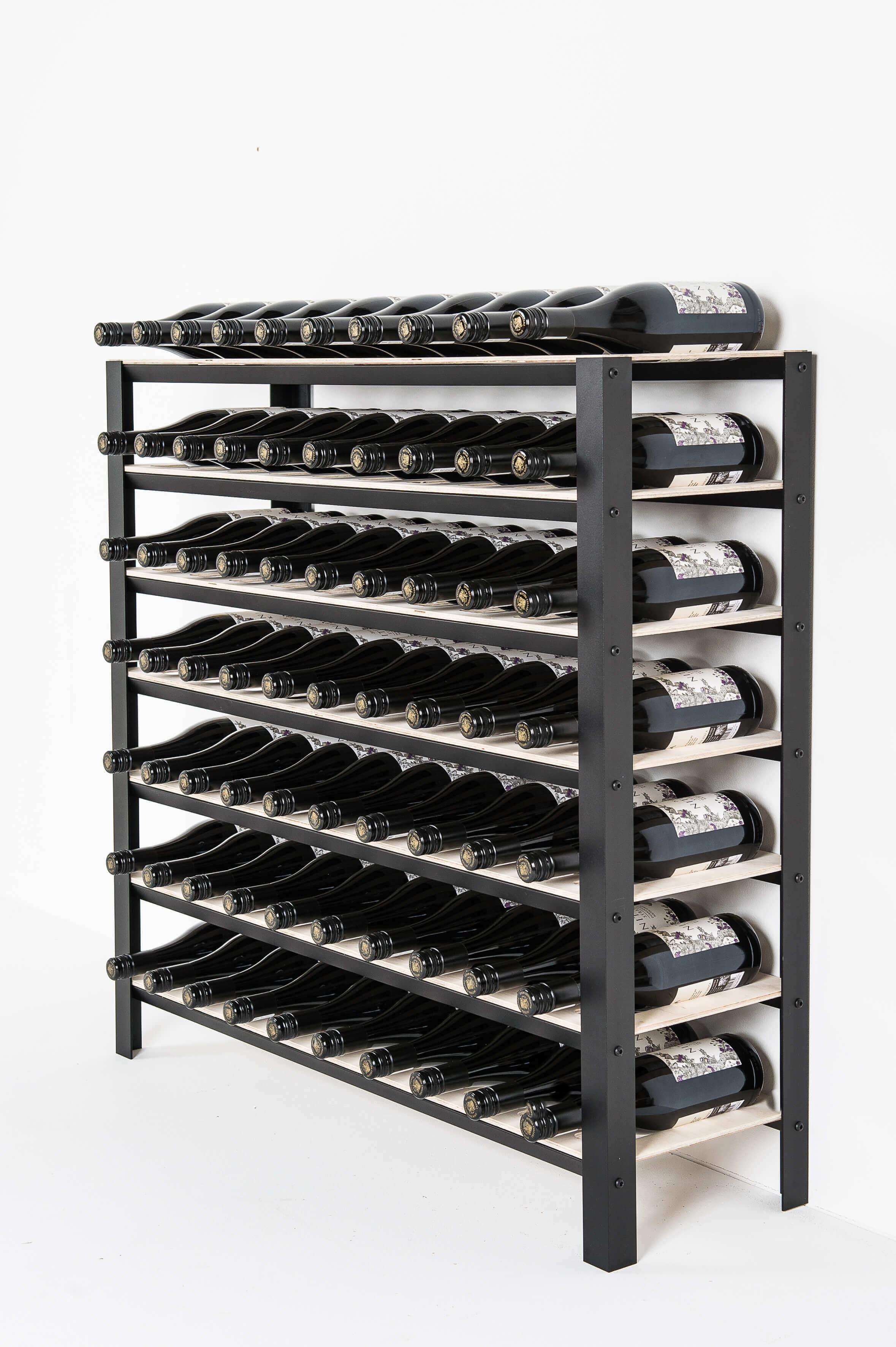 kệ để rượu vang phong cách cổ điển