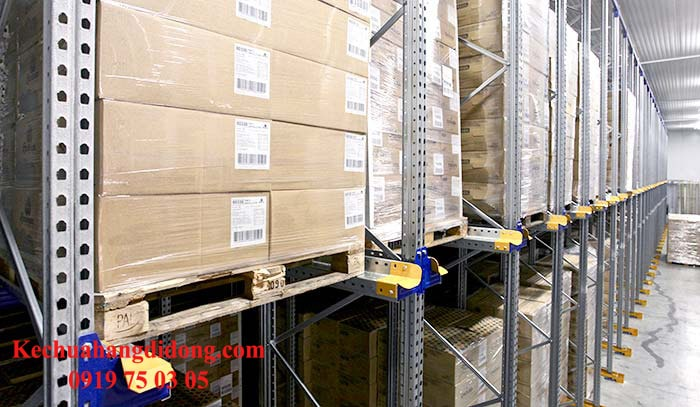 Hệ thống kệ Compact (Compact Racking)