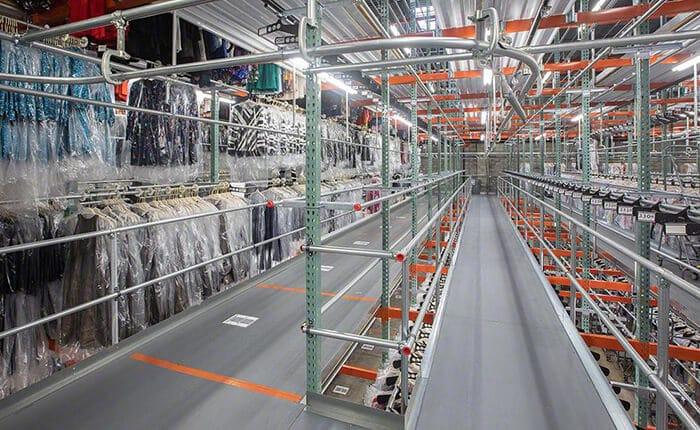 đặc điểm logistic ngành dệt may